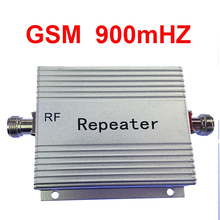 4pcs/lot cheapest model gain 55dbi max.500 M2  work GSM 900Mhz mobile phone signal booster and repeater GSM repeater booster