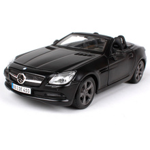 Maisto 1:24 MB SLK Class Sports Car Diecast Model Car Toy New In Box Free Shipping 31206