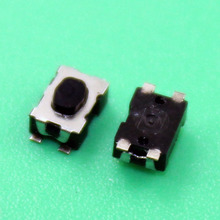 For ITT / C & k Touch Switch waterproof dustproof silicone 4.6x2.8x1.9 mm 4 feet SMD car remote control button