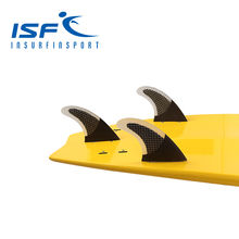 FCS G3 5 7 carbonfiber surfboard fins quilhas fcs surf fin/stand up paddle board nadadeira