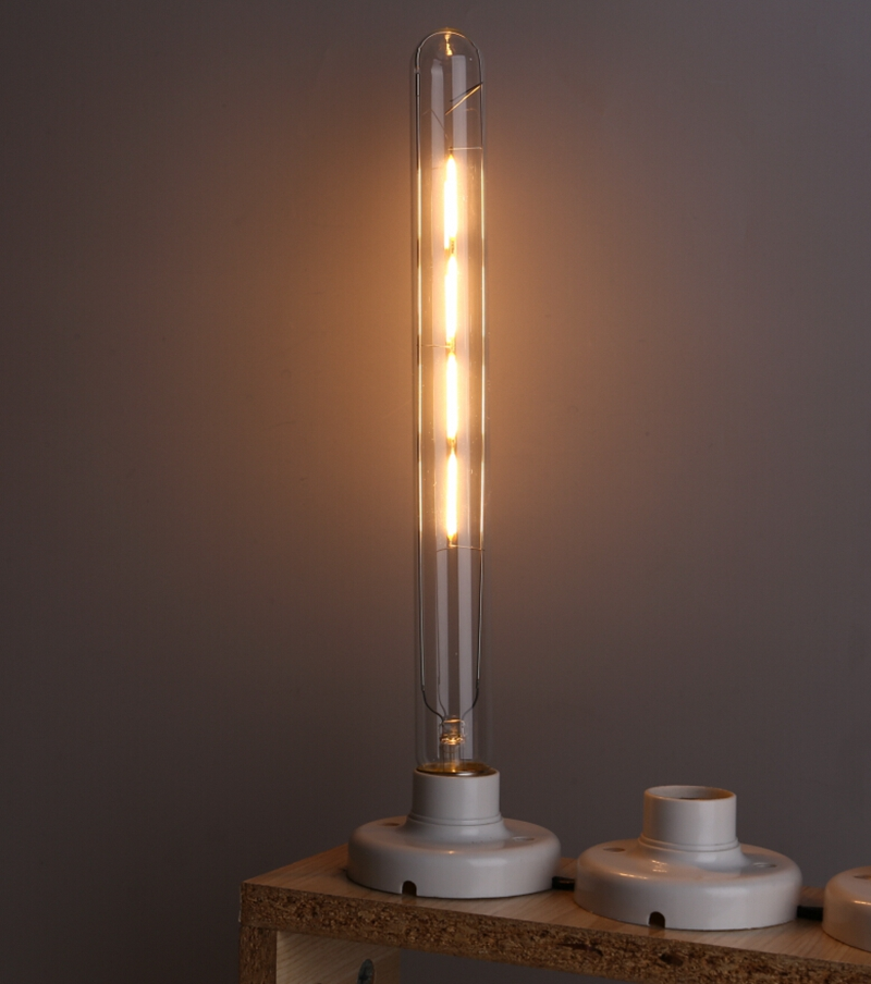 LED Filament Retro Edison Bulbs 220V T300 E27 4W Warm White 400LM COB led Edison lamps<br><br>Aliexpress
