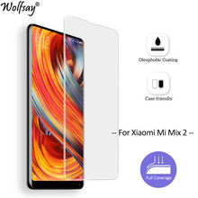 Buy Surface-Protective Screen Protector Xiaomi Mi Mix 2 Glass Full Soft TPU Film Xiaomi Mi Mix 2 Film Mi Mix2 Tempered Glass for $1.89 in AliExpress store