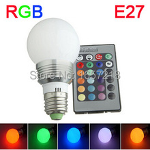 RGB bulb 9W 12W lamp led e27 dimmable couleur ampoule led e27 lampadine colore lampadina lampen led eclairage lampe 110V 220V