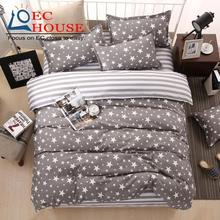 Simple four sets of special offer summer bedding 1.5/1.8m dormitory three 1.2m bed FREE SHIPPING