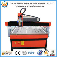 Large working area woodworking machine cnc router 1224 fast speed(China)