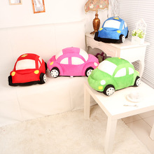 30-45cm 4 Colors Length Diecasts & Toy Vehicles Car Plush Toy Baby Boy Cute Creative Model Simulation Good Quality Fast Delivery