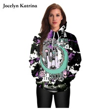 Harajuku Corpse Zombie Arm 3D Printed Sweatshirts Women Hoodies Terror Halloween Sporting Goods Fitness Tracksuit Runs Pullovers(China)