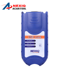 2017 Top Quality NEXIQ 125032 USB Link Main Unit Nexiq Truck Diesel Diagnostic Tool In Stock