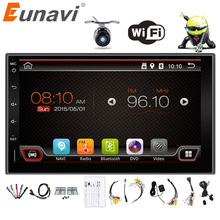 2017 Sale Eunavi 2 Din Android 6.0 2din New Universal Car Radio Double Stereo Gps Navigation In Dash Pc Video 2g Ram(optional)(China)