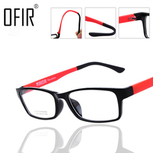OFIR Imitate TR90 Optical Spectacle Frame Ultra Light Myopia Eyewear Glasses Frames Unisex Computer Eyeglasses For Women