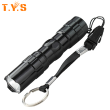 High Power LED Flashlight Shock Resistant Battery Torch Lantern Q5 Flash Light Camping Waterproof Floodlight Lamp - T.Y.S Lighting Bulb Store store