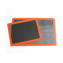 New Perforated Silicone Silpat  Baking Mat  Non-Stick baking Oven sheet liner for  Cookie /Bread/ Macaroon/Biscuits