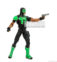 Unique! 18CM High Classic Toy DDC New52 Green Lantern Simon Baz action figure Toys