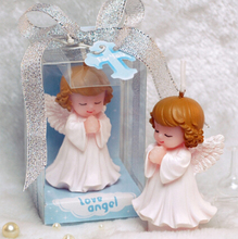 little Angel birthday Candle Wish Crafts Candle s Birthday Party Supplies Creative Gifts no smog but with fragrance