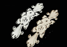 96mm European Style Ivory White Cabinet Hanles Modern Cupboard Closet Drawer Handle Pulls Bars Furniture Hardware
