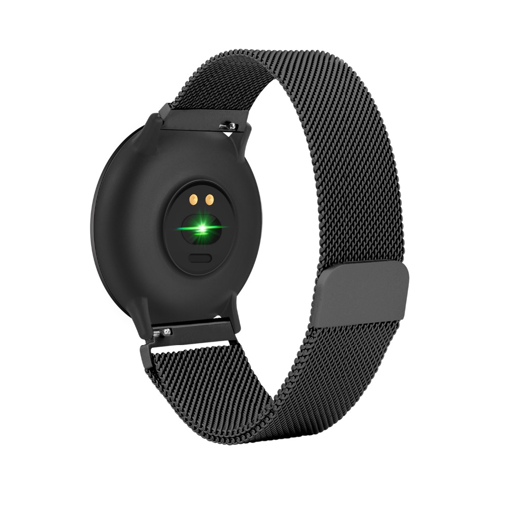 Original F1 smart watch with Heart Rate Monitor Pedometer Round Touch Screen MTK2502c Bluetooth SmartWatch For IOS Android