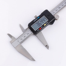 200MM Electric 8 Stainless Steel Digital Vernier Dial Caliper Gauge Micrometer Hot Search(China)