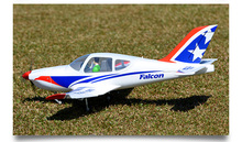 FMS 1200mm Falcon, the newest civilian aircraft ,PNP and KIT,without float RC model,radio control model