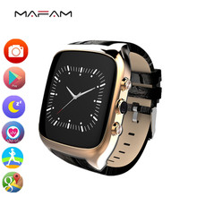 MAFAM KW88S Smart Watch Android5.1 MTK6580 With 2.0M HD Camera WIFI Internet GPS Positioning SIM Card 3G 1GB+8GB bluetooth clock(China)