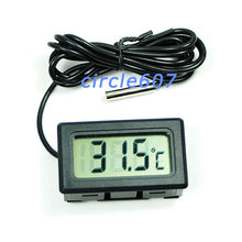 2017 LCD Digital Detector Thermometer Electronic Fish Tank Water For Aquarium MAR20_15