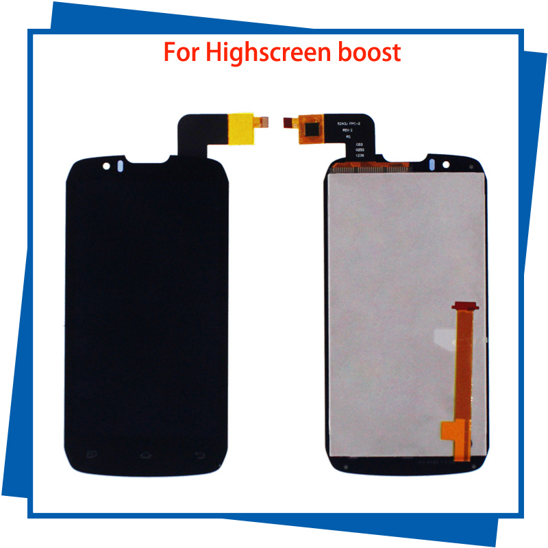 For Highscreen boost  INNOS D9 DNS S4502 DNS-S4502 S4502M  Couldfone Thrill430X Original LCD Display Touch Screen digitizer<br><br>Aliexpress