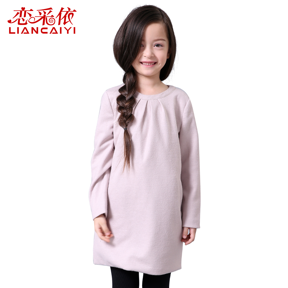 Liancaiyi Fashion Spring 2017 Girl Dresses Princess Dress cotton Casual Party Kids Dress Girl Clothes Children Clothing<br><br>Aliexpress