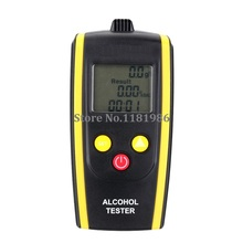 Brand New HT-611 Portable Digital Alcohol Tester Meter Professional Alcohol Content Detector High Sensitivity Breathalyzer