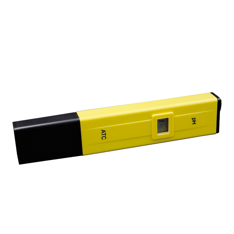 BY EXDEX/DHL 100pcs ATC PH METER Water Acid Tester DIGITAL Meter Pool Water Acidity Pocket Pen with retail box 6