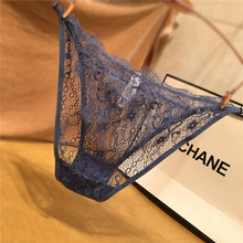 Buy Sexy underwear women lace panties Briefs string vs pink women sexy lingerie Cotton thongs g strings bikini tanga crotchless