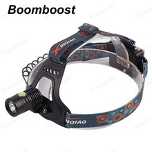 Boomboost Ultra Bright more powerful High power USB charging light waterproof head lamp led headlight LED light Waterproof