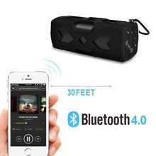 Portable NFC wireless Bluetooth 4.0 Speaker Music Player Sound Box with 3600mAh Battery Stereo Amplifier altavoz free Spain