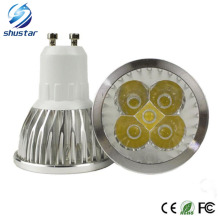 10PCS Free shipping High power CREE Led Lamp Dimmable GU10 15W 110-240V Led spot Light Spotlight led bulb downlight lighting