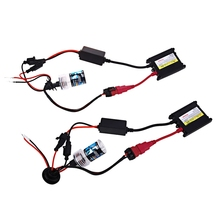 1Set 12V 55W Universal Car Headlight Slim DC230 Ballast Kit Xenon Bulbs  6000K 8000K 10000K Car Light For H8 / H9 / H11 Lamp