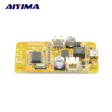 Aiyima Mono Bluetooth Digital Amplifier Audio Board Bluetooth Speaker DIY Modified Audio Receiver Amplifier Board 6W