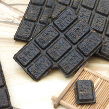 Teasaga 100g Aged Premium Compressed Da Hong Pao Big Red Robe Oolong Tea Cake Brick CHINA FUJIAN Wuyi Rock Tea