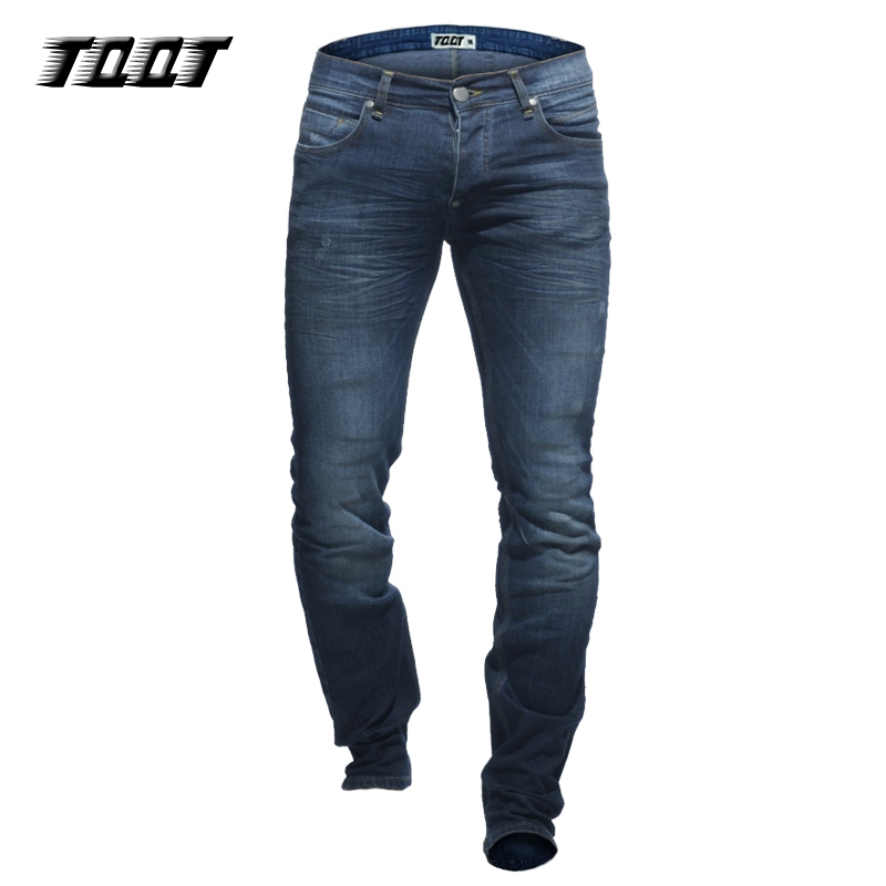 TQQT men jeans straight heavyweight jeans plaid full length slim jeans zipper fly dark wash stained stretch jean 5P0604Îäåæäà è àêñåññóàðû<br><br>