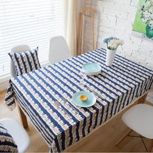 2016 New Arrival Table Cloth Army Blue Style High Quality Lace Tablecloth Decorative Elegant Table Cloth Linen Table Cover