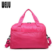 WEIJU Luggage Handbag Large Capacity Women Travel Bag 2017 New Men Travel Bags Casual Traveling Boarding Bag YR0410