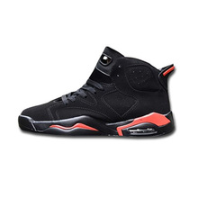 New Men Basketball Shoes women lover air cushioning winter sport sneakers basket non slip high top athletic lebron warm boots(China)