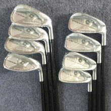New mens Golf clubs RMX Golf irons 4-9.P.A.S Irons clubs with Graphite Golf shaft R or S flex Free shipping(China)