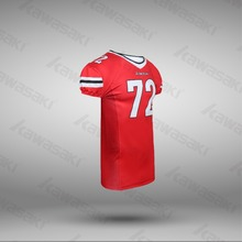CHINA usa college football jersey