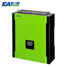 5000W Hybrid Solar Inverter EASUNPOWER 48V 220V Grid Tied Inverter 10000W MPPT Inverter Pure Sine Wave Inverter 40A AC Charger