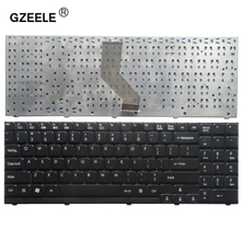 GZEELE US Laptop Keyboard For MEDION P661X P6612 P7614 MD96640 E6212 for LG E6212 E7212 English black keyboard