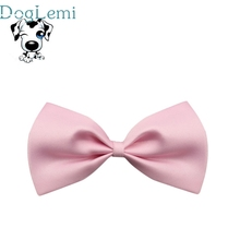 JY 14 Mosunx Business 2016 Hot Selling Fashion Cute Dog Puppy Cat Kitten Pet Toy Kid Bow Tie Necktie Clothes(China)