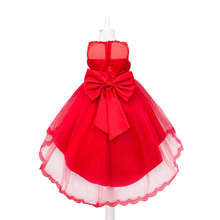 Hot! Baby Girls christmas Party Dresses,Children Summer 2016 Fashion Dresses,Kids Christmas Party Clothes Girls Dress