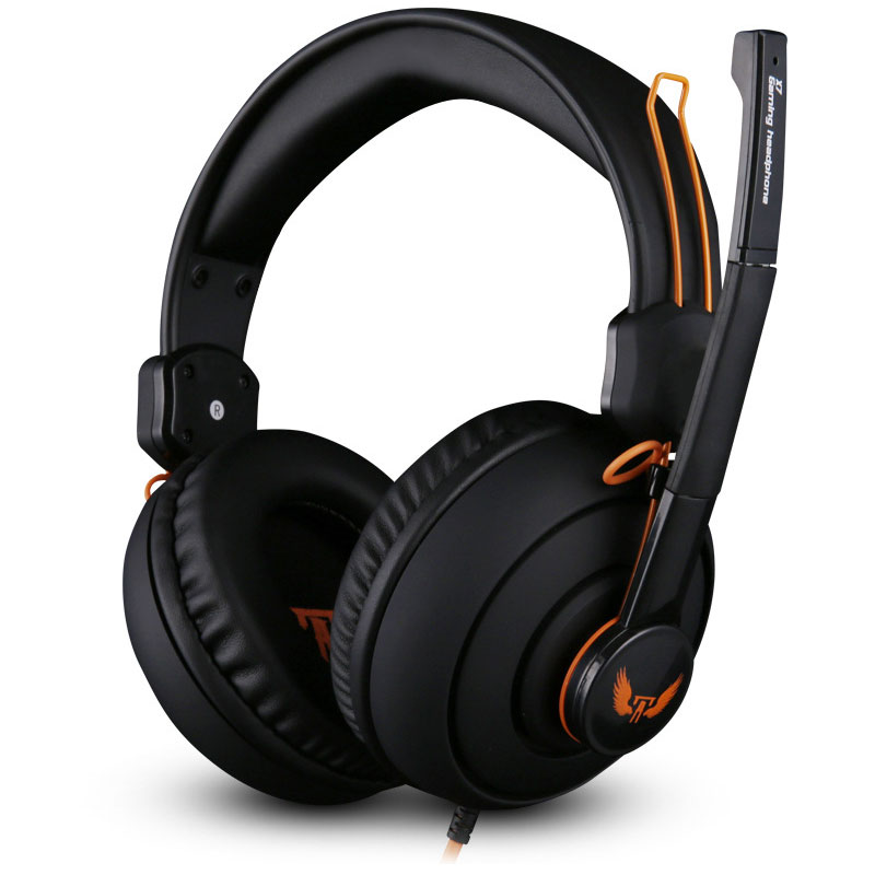 2017 Gaming Headset Stereo Surround Deep Bass Headphone Gamer with Microphone Professional for PS4 Computer All Mobile Phone TV<br><br>Aliexpress