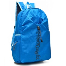 40L Waterproof Nylon Sport Bag Unisex Folding Backpacks Women Outdoor Climbing Backpack Mountaineering Hiking Backpacks 8 color(China)