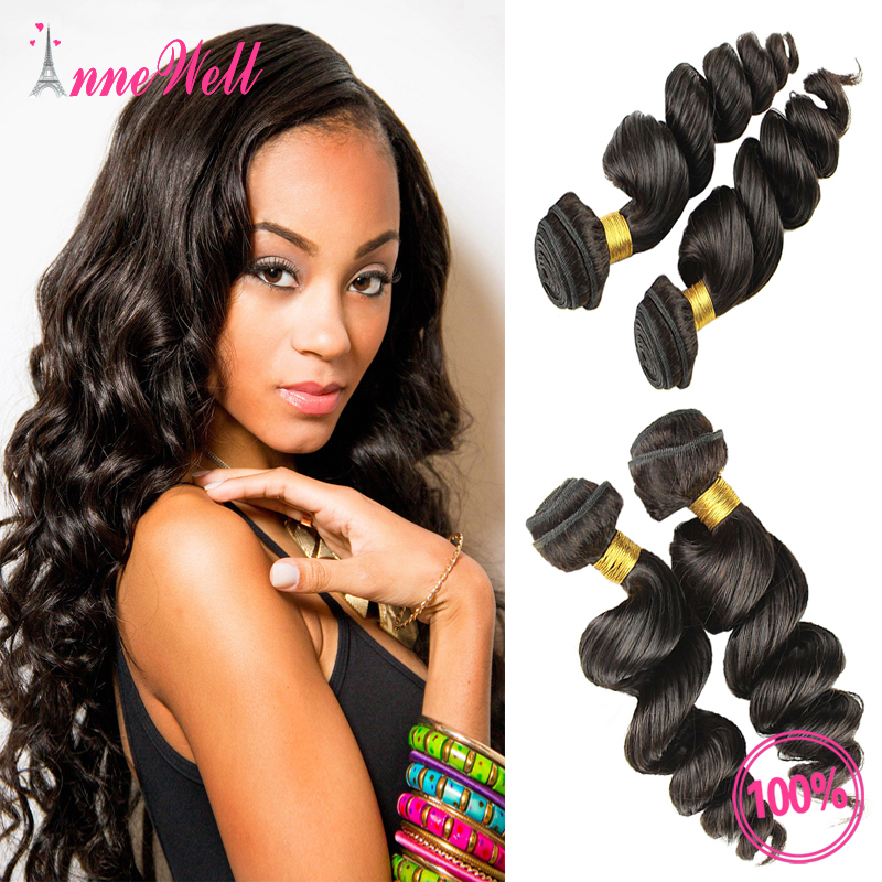 3pcs Unprocessed Brazilian Loose Wave Brazilian Virgin Bundles Wholesale Human Hair Weave Grace Hair Products Free Shipping<br><br>Aliexpress