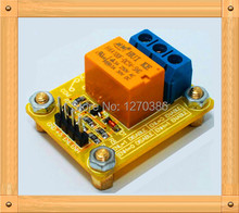 Free Shipping!!!  5pcs Relay circuit modules / 5V power / high-low control / support 3.3V 5V microcontroller module