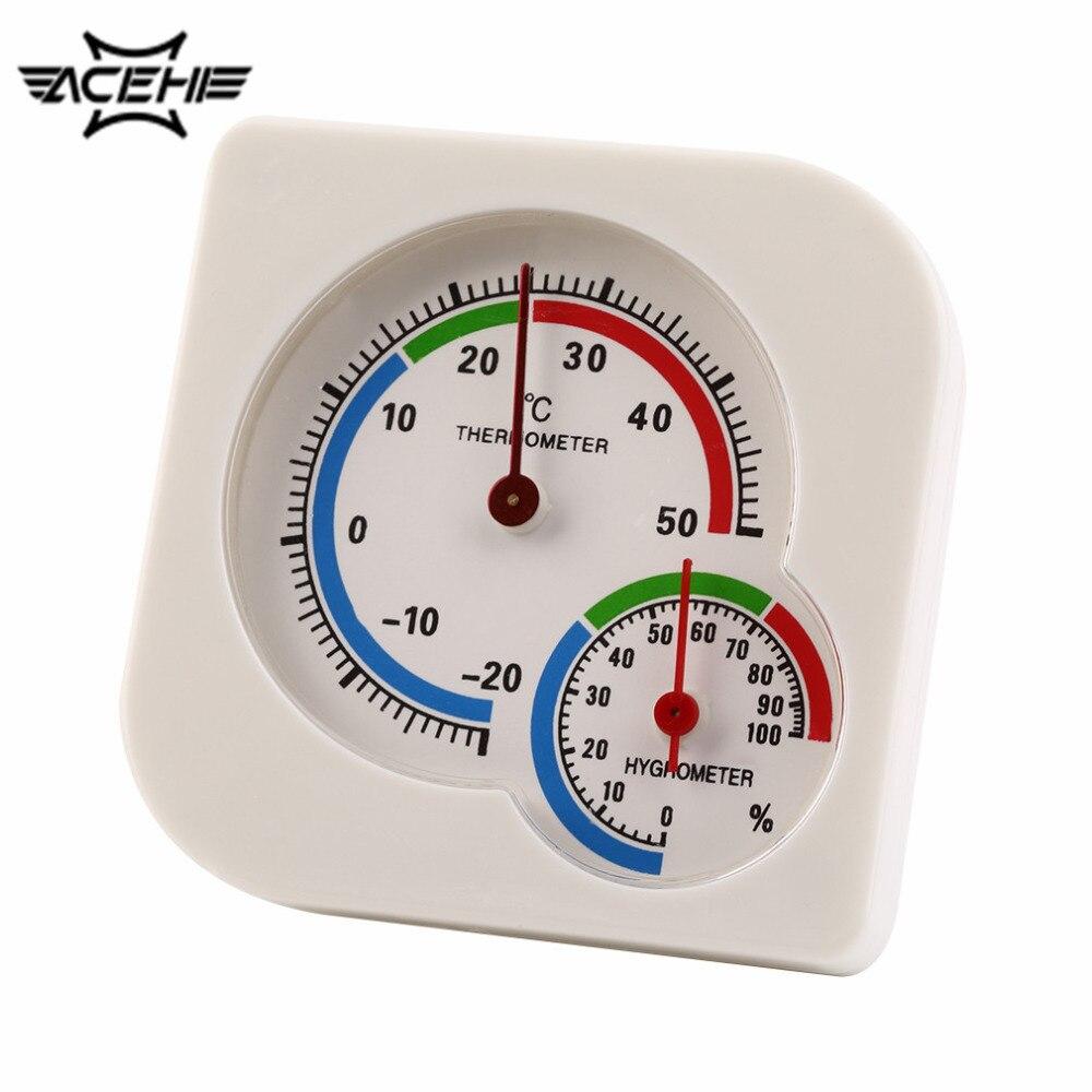 Indoor Outdoor MIni Wet Hygrometer Humidity Thermometer Temp Temperature Meter
